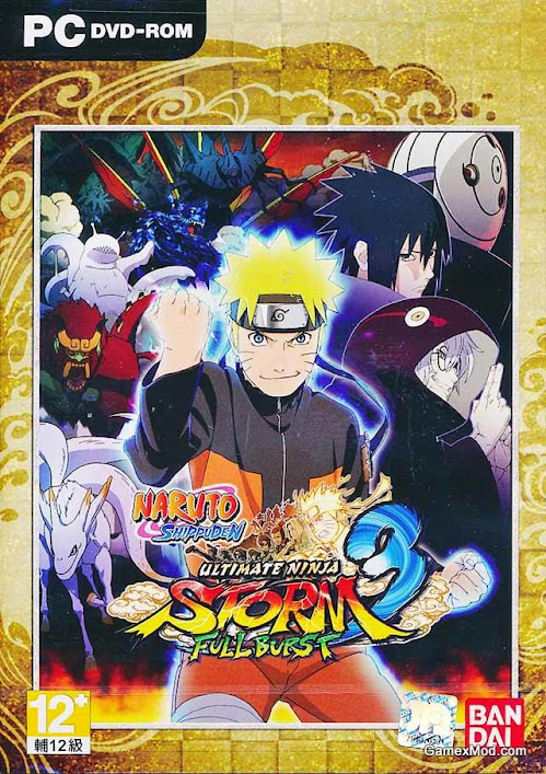 Download Naruto Shippuden Ultimate Ninja Storm 3-FLT For PC Direct Link