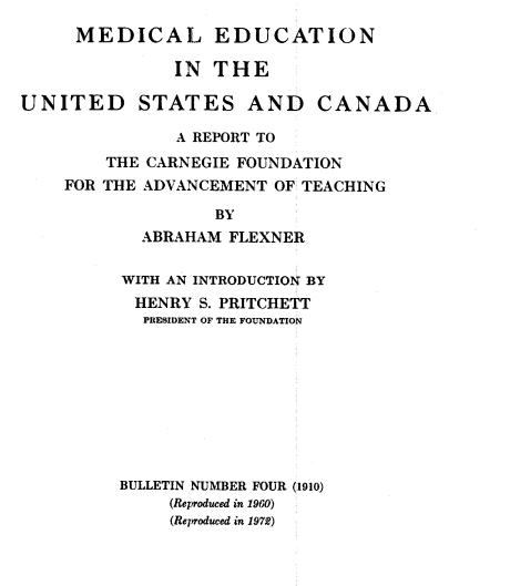 flexner report
