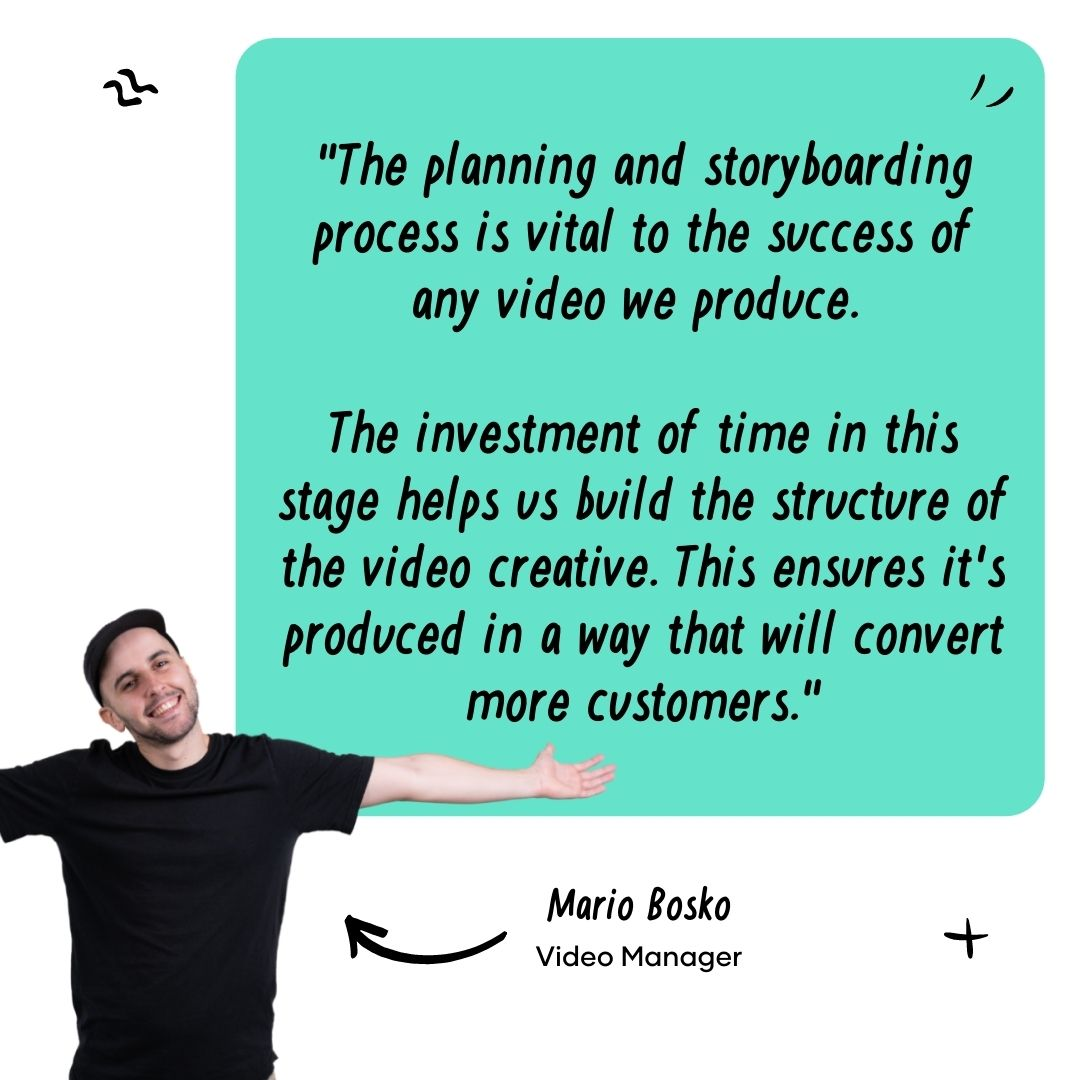 video ad quote