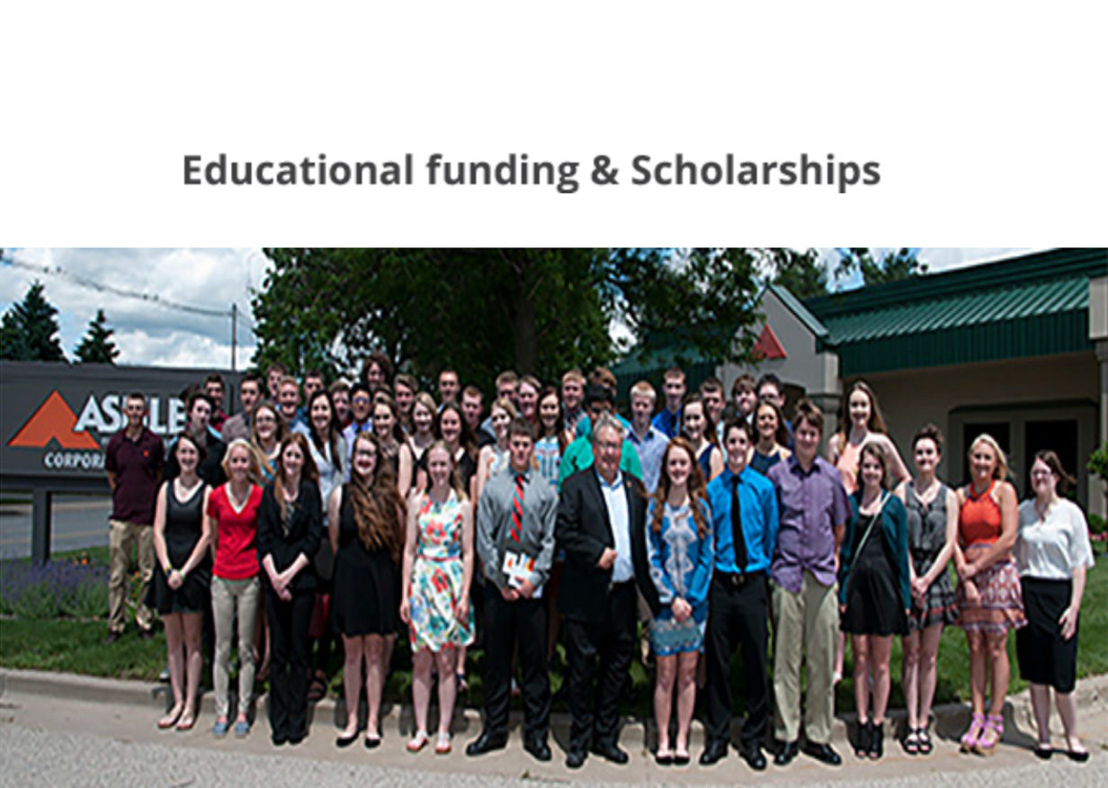 Educational funding and Scholarships