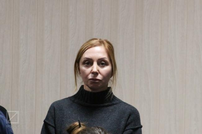 Жена Игоря Редькина. Фото: Герман Кригер