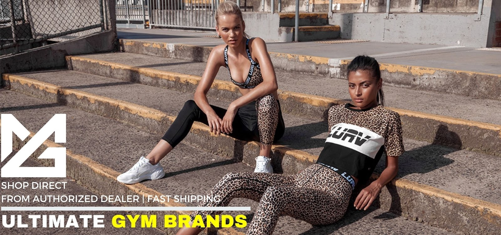 Check out Women's Activewear collection by Lurv Sportswear in dubai , United Arab Emirates (UAE) .