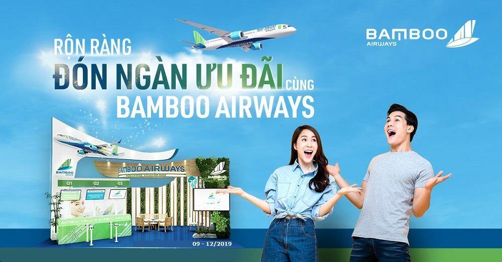 Tại BestPrice, vé máy bay Bamboo giá rẻ được cập nhật kịp thời cùng với các ưu đãi của hãng