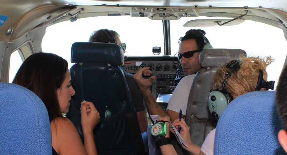 טיסת משימה  - סדנת ODT3D