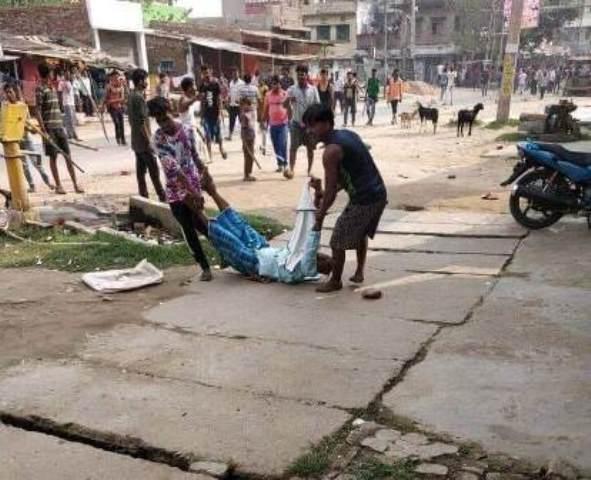 Image result for zainul ansari killed