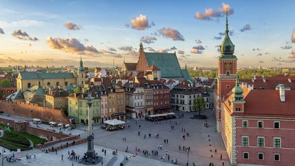 thủ đô Ba Lan