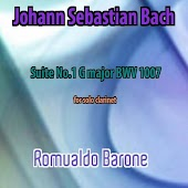 Bach: Suite No. 1 in G Major, BWV 1007