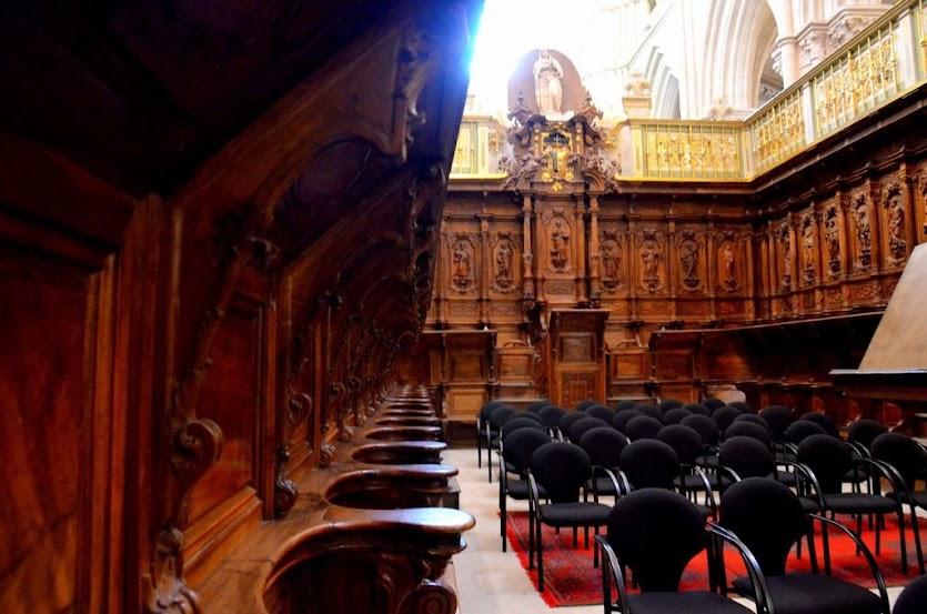 Claustro, Catedral de Cuenca