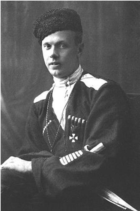 Генерал-майор Яків Слащов