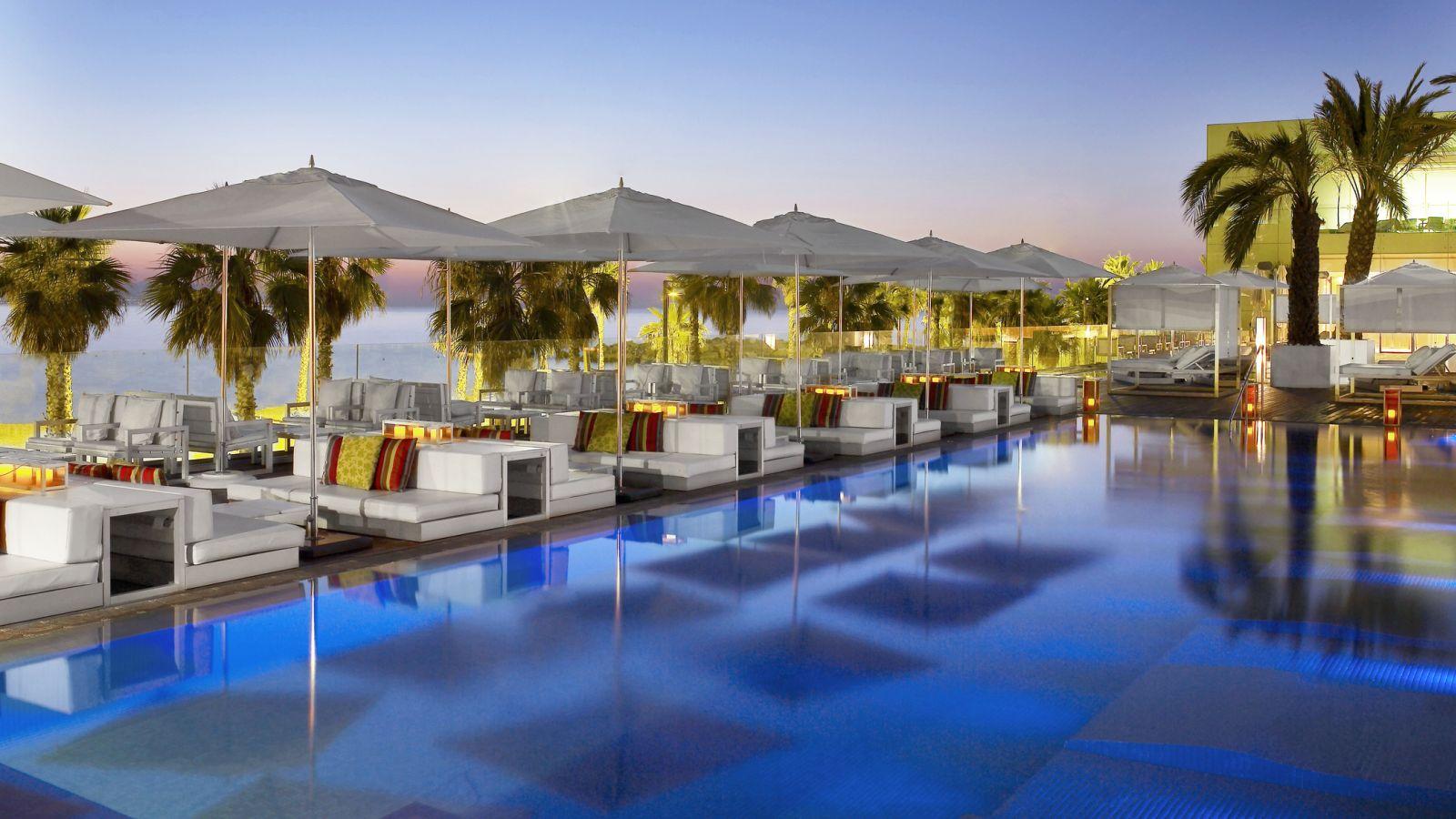 Best Barcelona Rooftop Hotel Bars