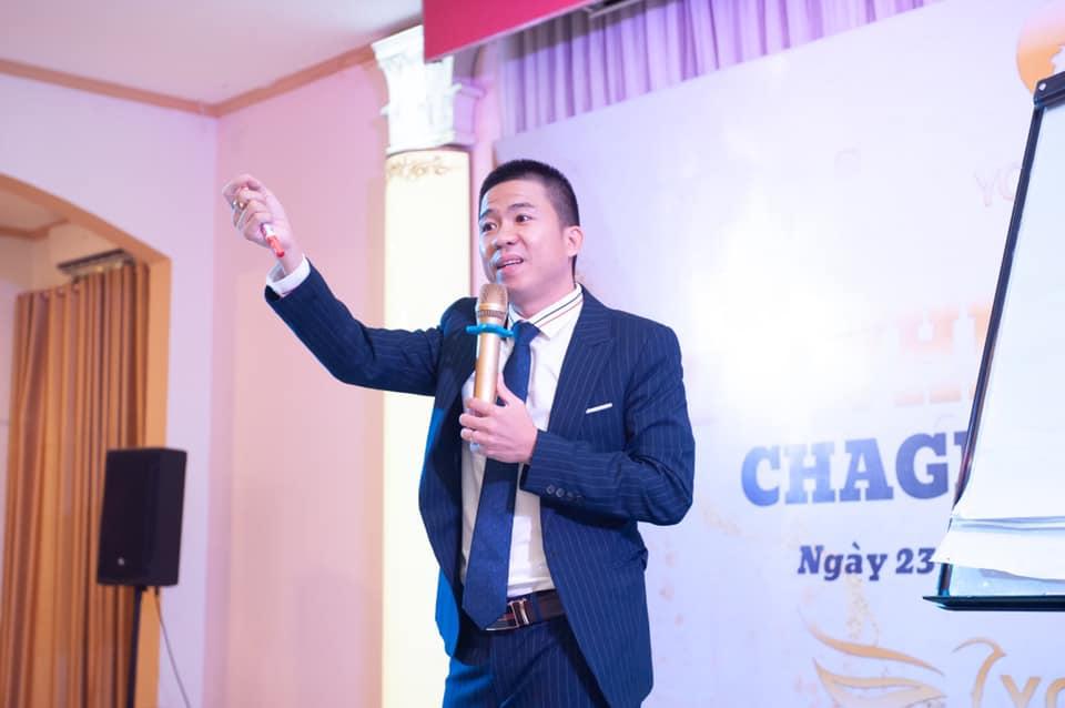 Nguyễn Thuấn - Huấn luyện viên tài ba truyền cảm hứng đến mọi người - Ảnh 2