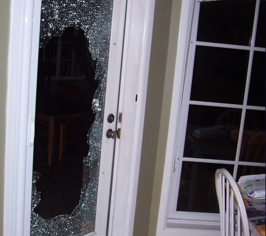 Burglary Damage