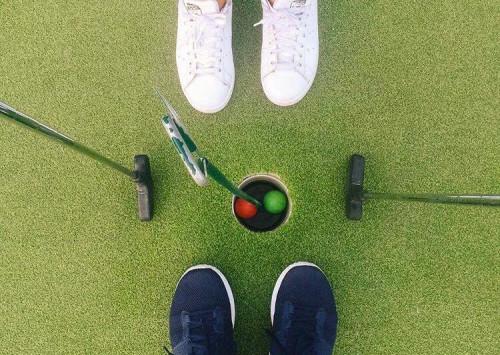 Mini Golf Date London
