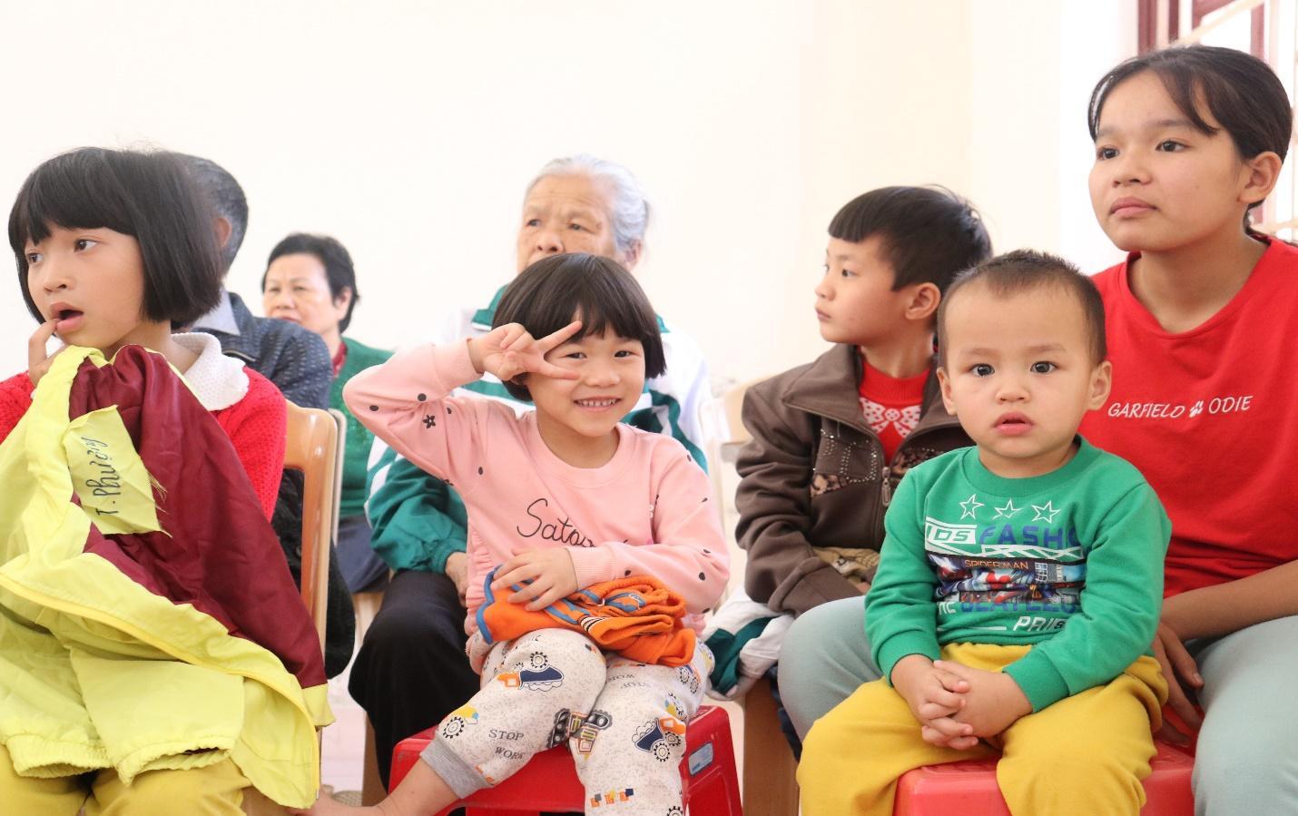 Công ty Macca Nutrition tổ chức thăm và tặng quà tại Trung tâm công tác xã hội tỉnh Hà Nam - Ảnh 5