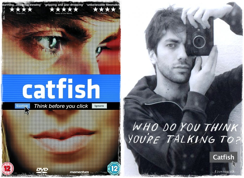 Poster Catfish Documental 2010