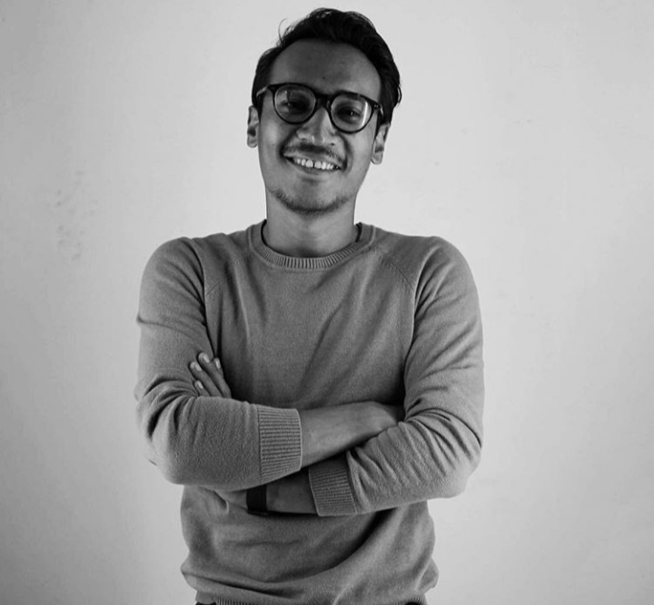 Suraj Shrestha, founder of Anthropose