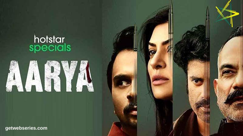 Aarya Best Web Series on Hotstar