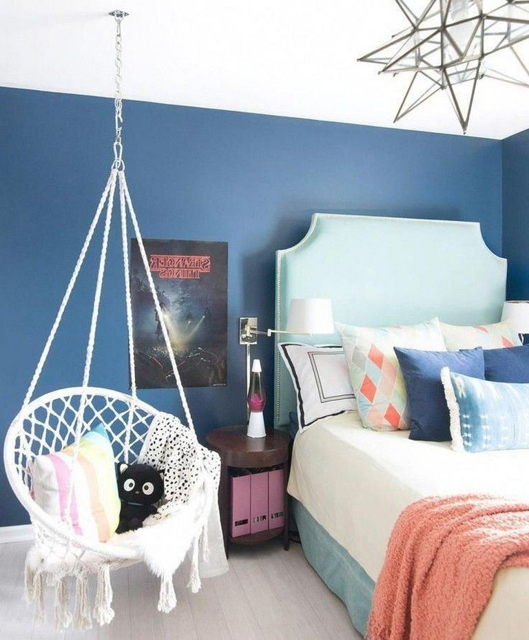 Create a Unique Look With a Hanging Chair