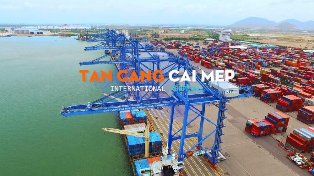 Cụm cảng Cái Mép – Thị Vải: Ưu thế giúp Phú Mỹ phát triển năm 2020