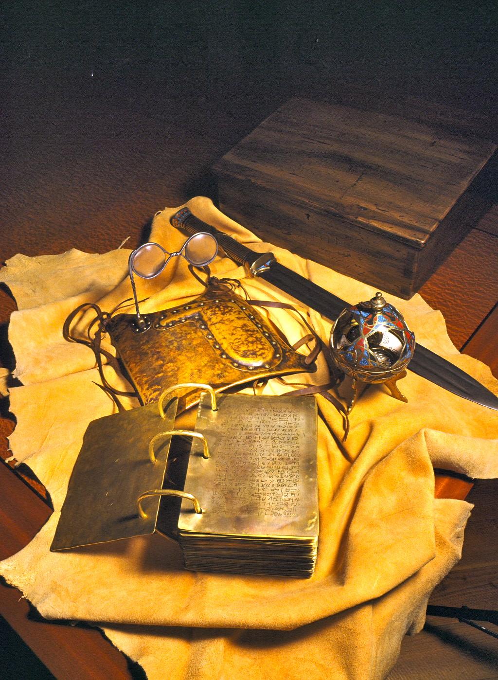 Evidencias del Libro de Mormón  Los anteojos 9bda00ff517