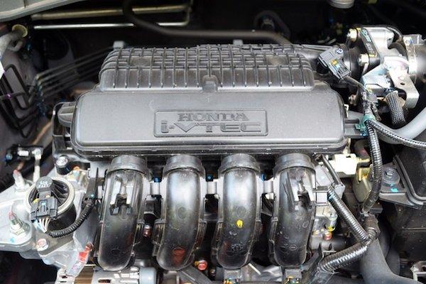 Honda City 2016 Engine