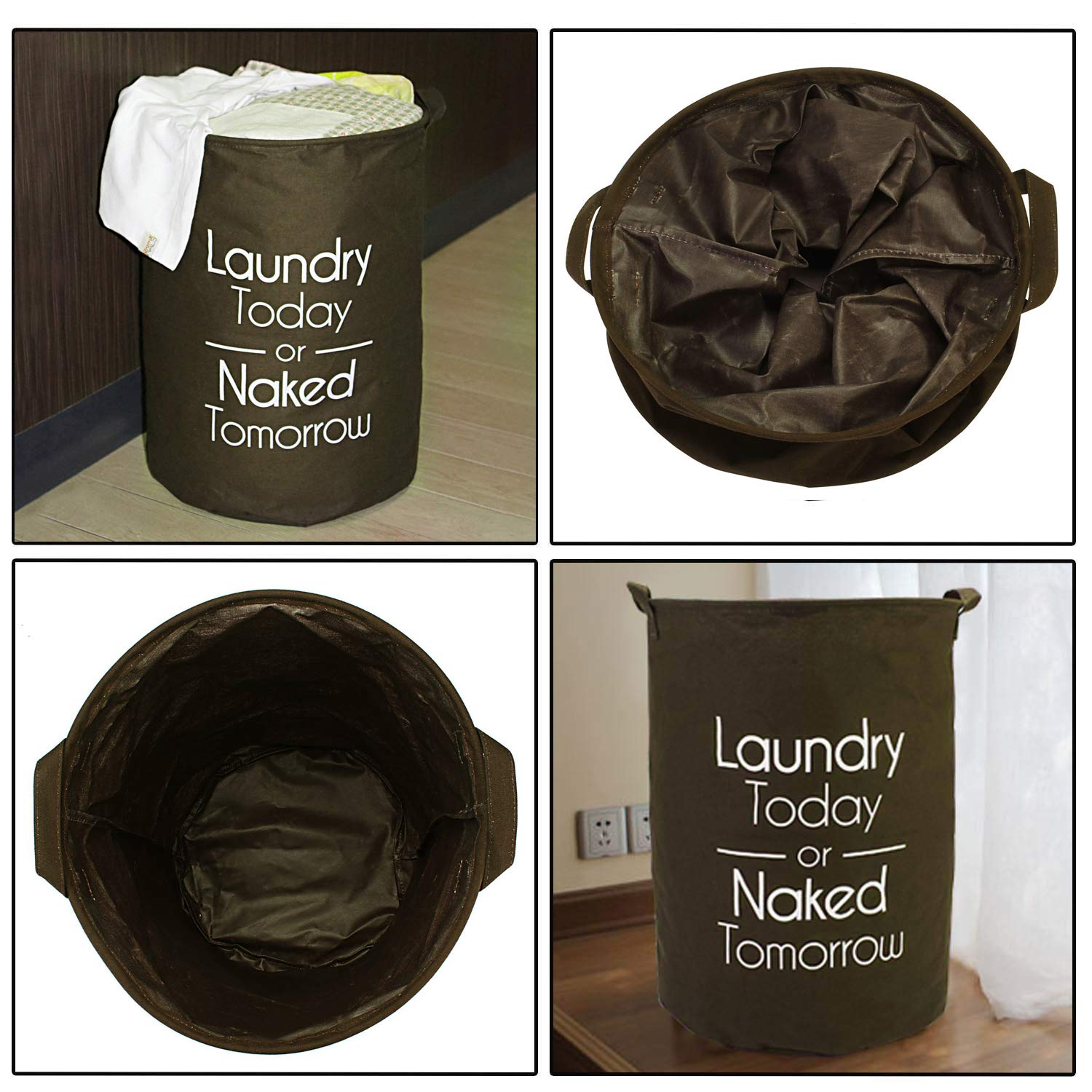 Fordable Laundry Basket