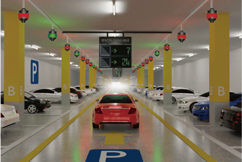 Smart parking system. How to make your life easier., ADUK GmbH