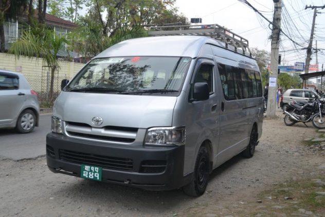Explore Whole Kathmandu by Public Transport? micro taxies?