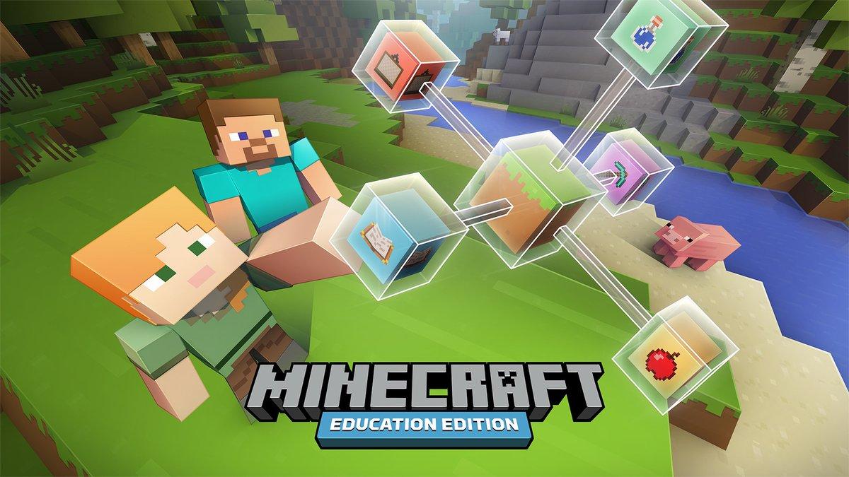 FREE Minecraft Education Edition Until June - Teacher Tech