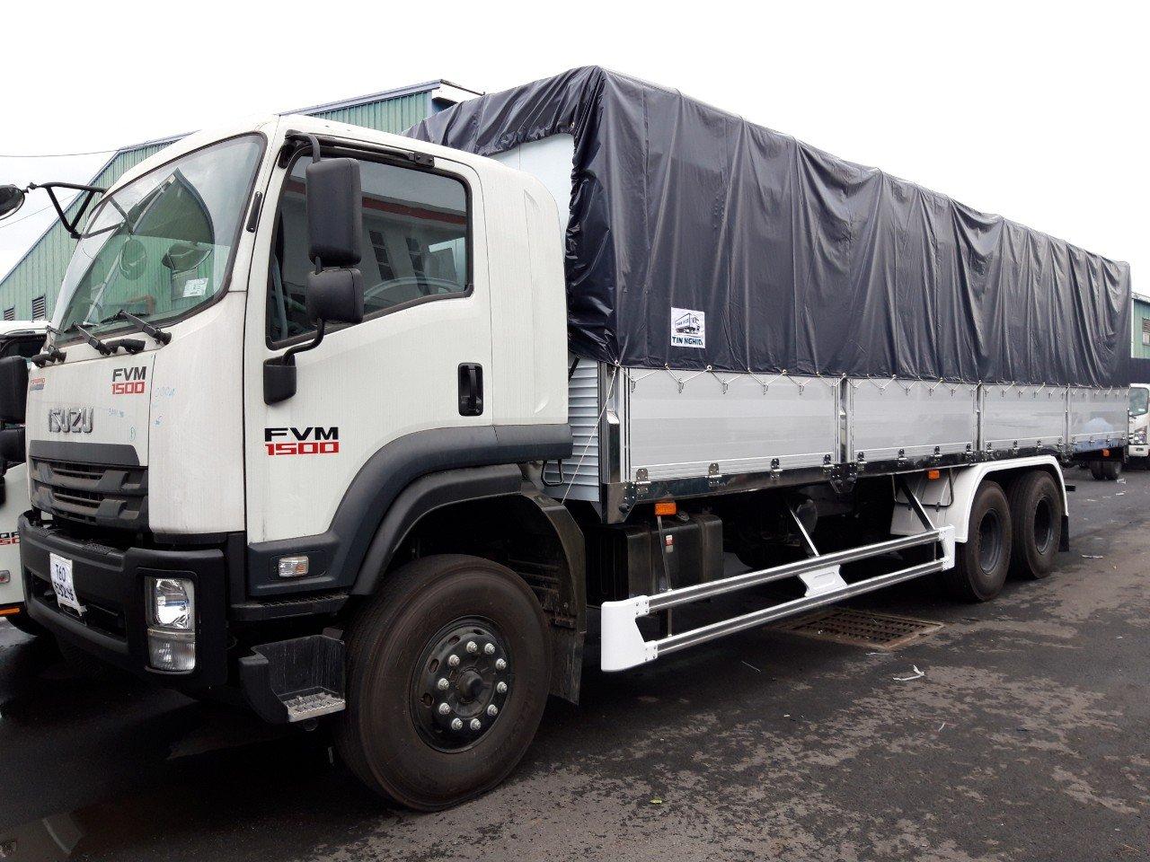 Lợi ích của việc thuê xe tải 15 tấn TPHCM