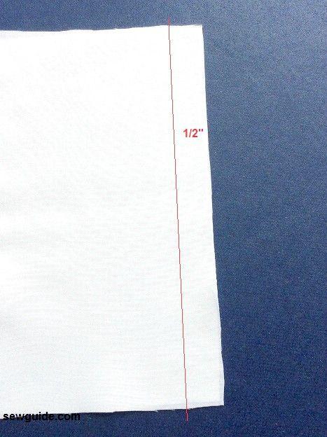 como hacer una costura francesa