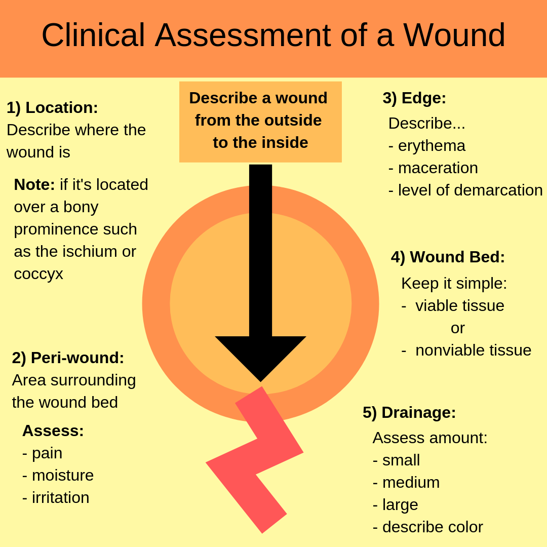 Wound Care - Initial Assessment