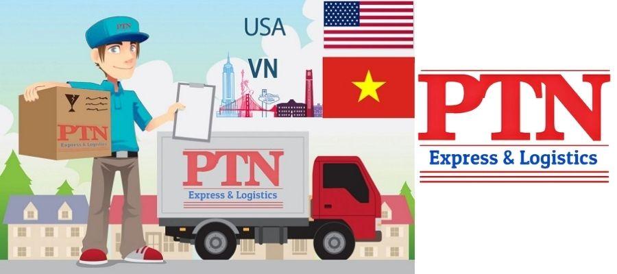 Dịch vụ chuyển phát nhanh PTN Express
