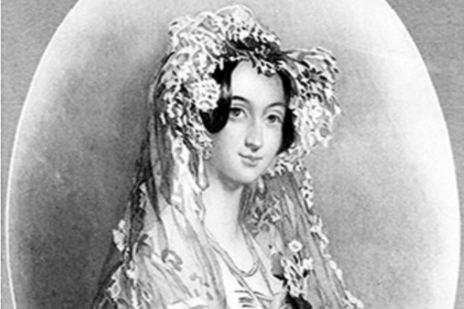 Ada Lovelace was beautiful