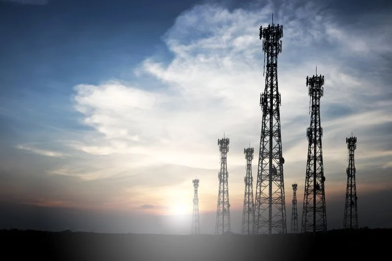 Cellular Network towers