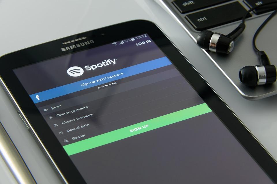 aplicaciones para escuchar musica en el trabajo