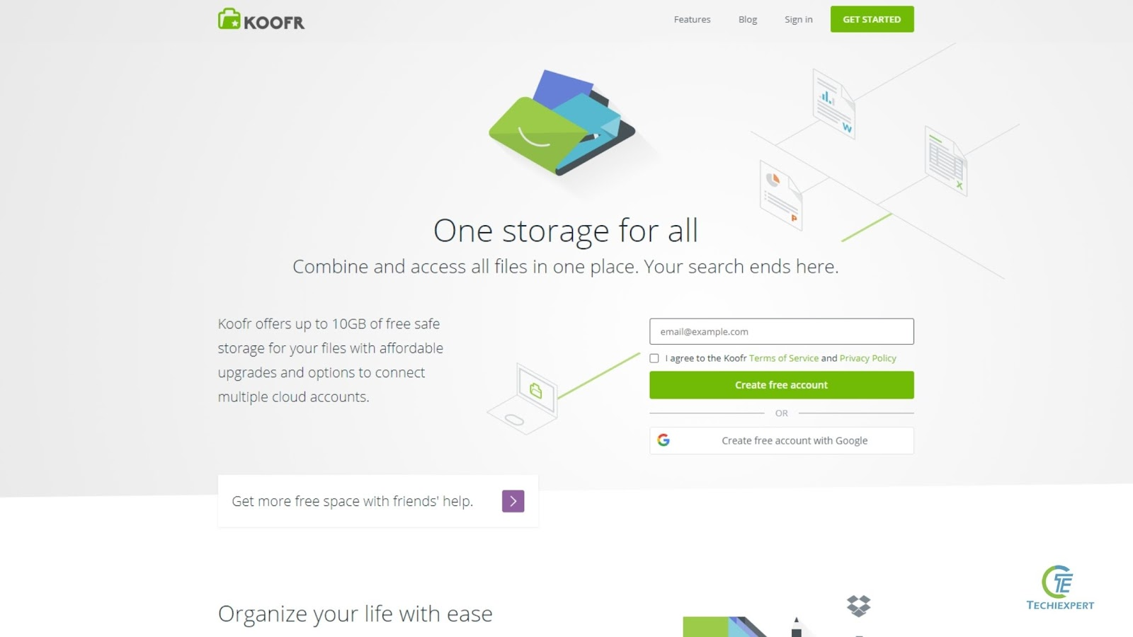 Top 15 Free Cloud Storage Provider Available in 2020 9