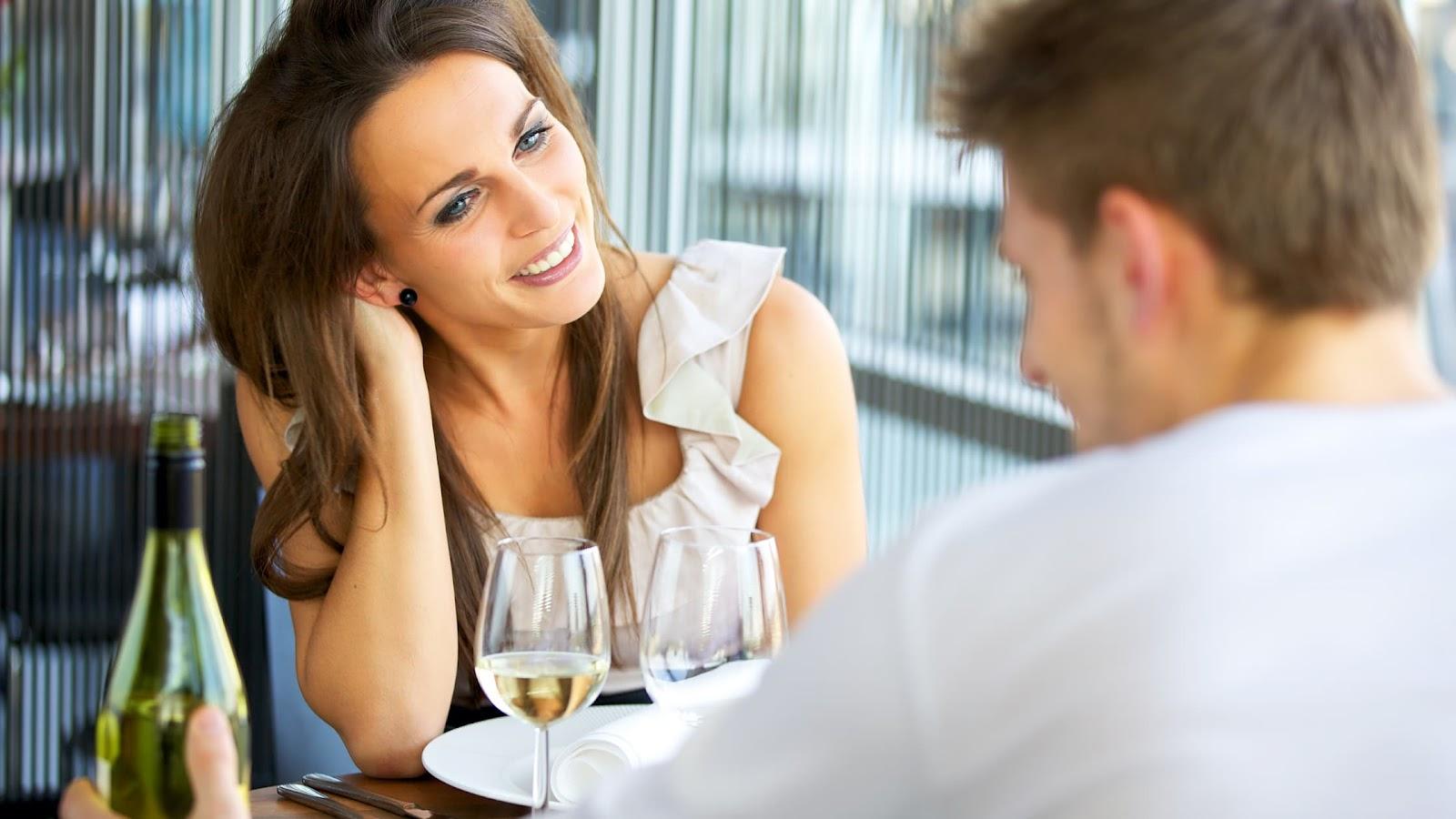 o čom sa baviť na rande so ženou