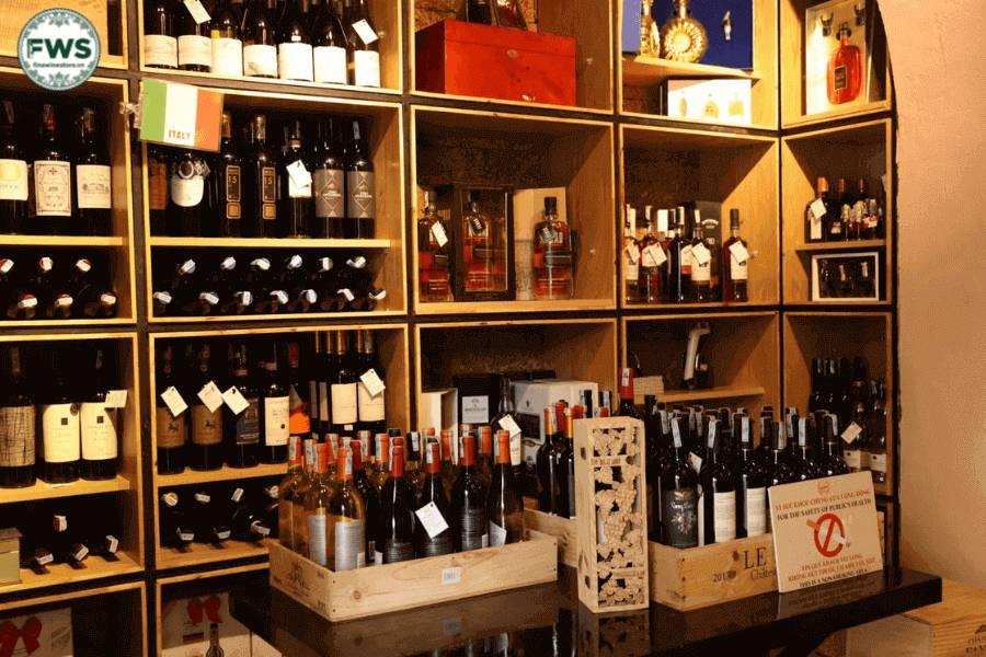 Mua rượu ngoại chất lượng ở đâu tại Đà Nẵng?
