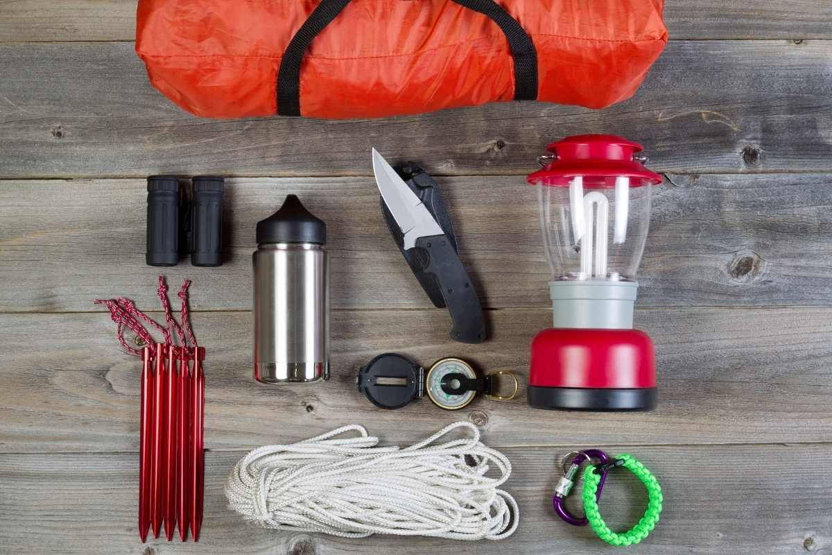 overlanding camping gear basics