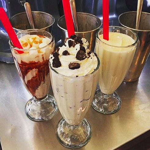 Los Milkshake más sorprendentes del mundo