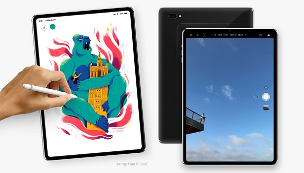 iPad Pro cao cấp