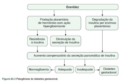 gestação diabetes gestacional gravidez de risco