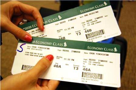 Cách chọn mua vé máy bay Bamboo giá rẻ cho tour du lịch Singapore