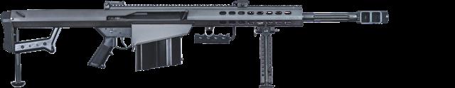 Barrett M82A1 50 BMG