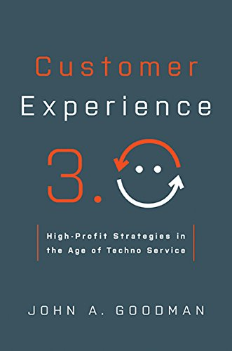 8 Customer Service books - Customer Experience 3.0: High-Profit Strategies in the Age of Techno Service by John Goodman - HelpCrunch blog