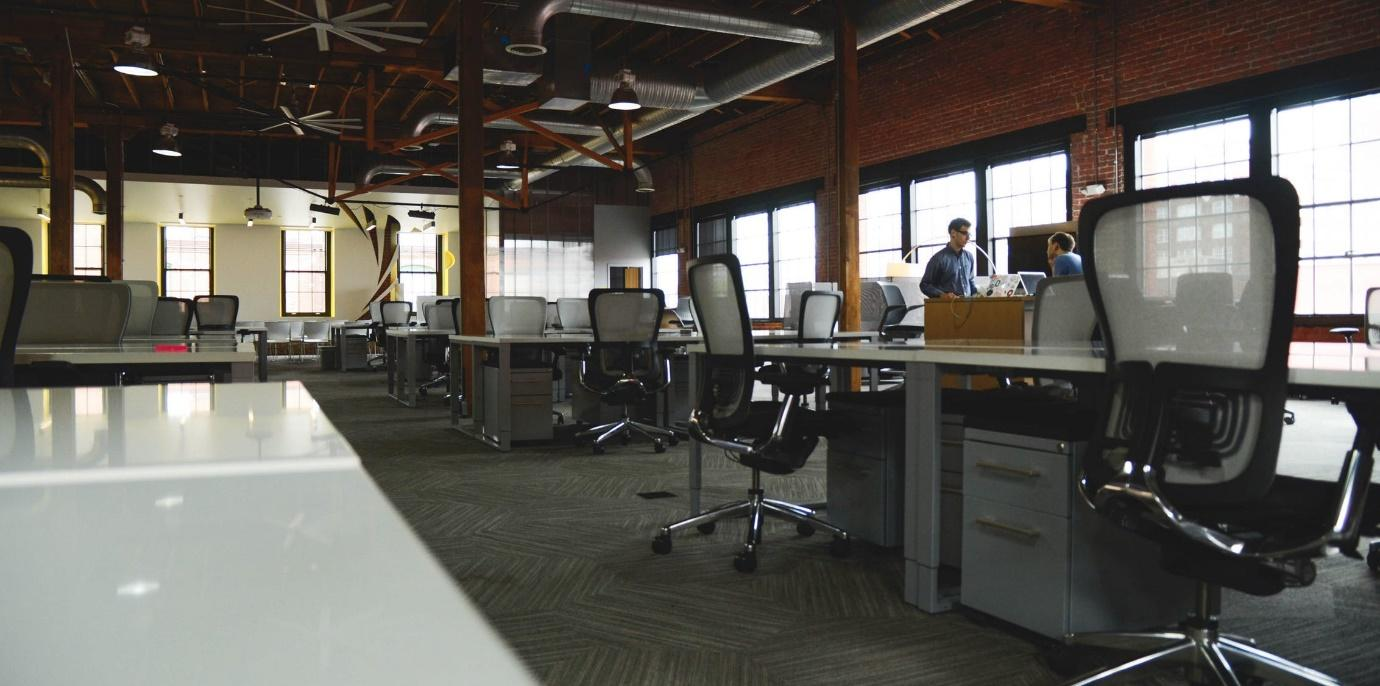 Will offices soon become a thing of the past?