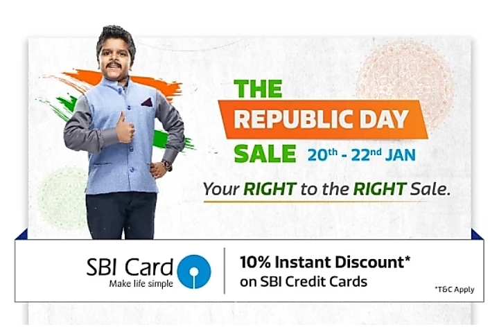 Flipkart Republic Day Sale 2019