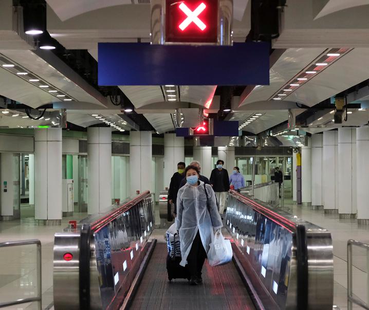 КНР не поспішає запрошувати туристів з-за кордону. Фото Lenta.ru