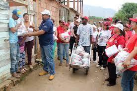 Resultado de imagen para entrega de bolsas de comida